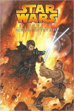 Star Wars Episode III: Revenge of the Sith: Vol 4