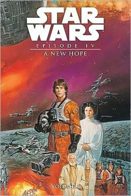 Star Wars Episode IV: A New Hope: Vol 4