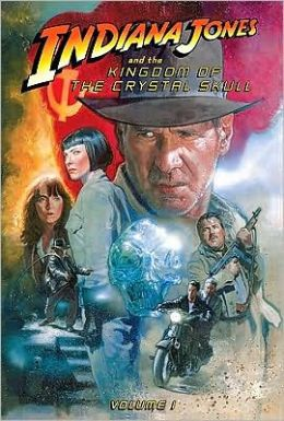Indiana Jones and the Kingdom of the Crystal Skull, Volume 1