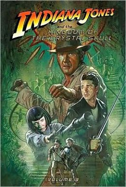 Indiana Jones and the Kingdom of the Crystal Skull, Volume 3