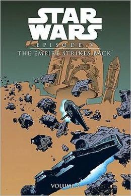 Star Wars Episode V: The Empire Strikes Back, Volume 3