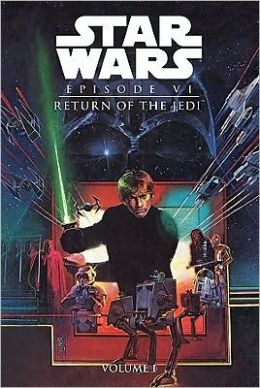 Star Wars Episode VI: Return of the Jedi, Volume 1