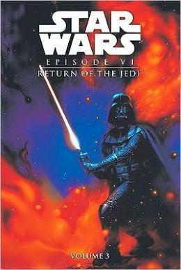 Star Wars Episode VI: Return of the Jedi, Volume 3