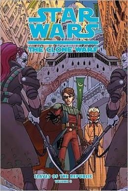 Star Wars The Clone Wars: Slaves of the Republic, Volume 3: The Depths of Zygerria