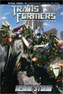 Transformers: Dark of the Moon 4 : Rising Storm
