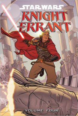 Star Wars Knight Errant: Aflame #4