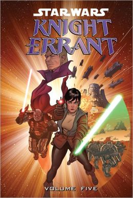 Star Wars Knight Errant: Aflame #5