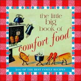 Little Big Book of Comfort Food