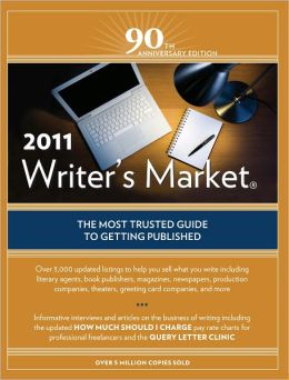 2011 Writer's Market (PagePerfect NOOK Book)