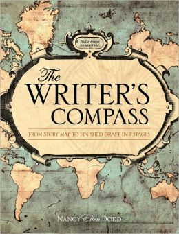 The Writer's Compass: From Story Map to Finished Draft in 7 Stages (PagePerfect NOOK Book)