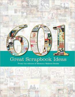 601 Great Scrapbook Ideas (PagePerfect NOOK Book)