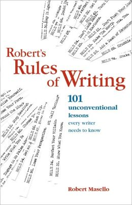 Robert's Rules of Writing (PagePerfect NOOK Book)