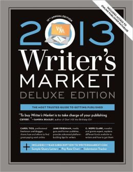 2013 Writer's Market Deluxe Edition