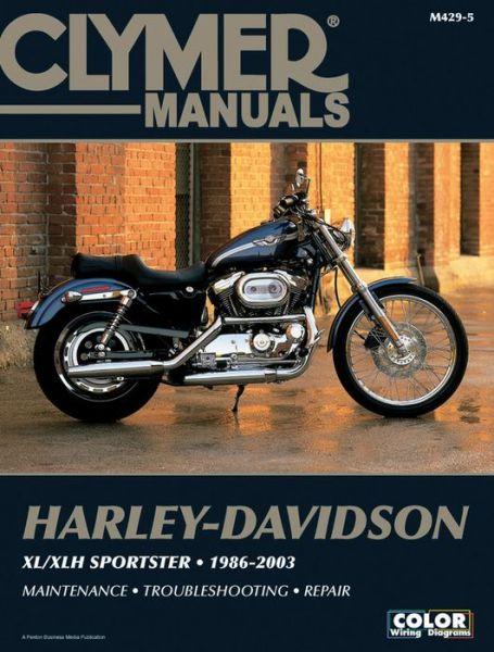 Download electronic books Harley-Davidson XL/XLH Sportster 1986-2003 English version
