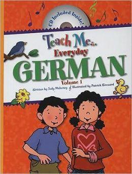Teach Me Everyday German V. 1