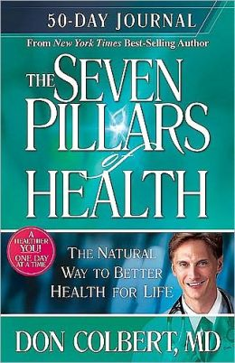 The Seven Pillars of Health 50-Day Journal