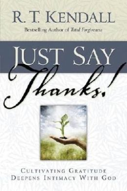 Just Say Thanks
