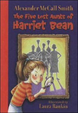 The Five Lost Aunts of Harriet Bean (Harriet Bean Series)