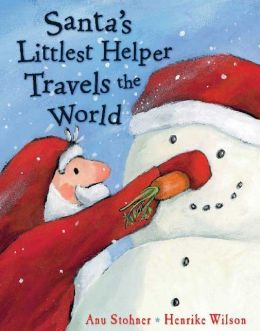 Santa's Littlest Helper Travels the World