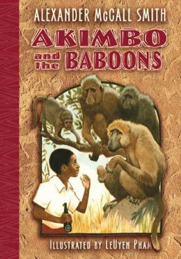 Akimbo and the Baboons (Akimbo Series)
