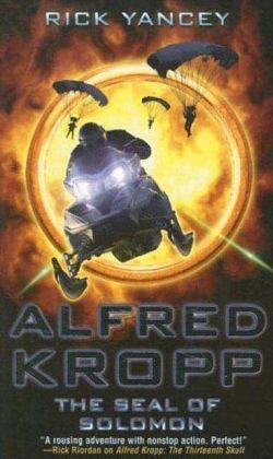 The Seal of Solomon (Alfred Kropp Series #2)