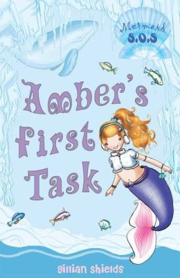 Amber's First Clue (Mermaid S.O.S. Series #7)