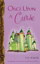 Once Upon a Curse (The Tales of the Frog Princess Series #3)