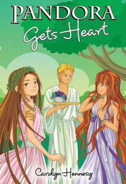Pandora Gets Heart (Pandora Series #4)