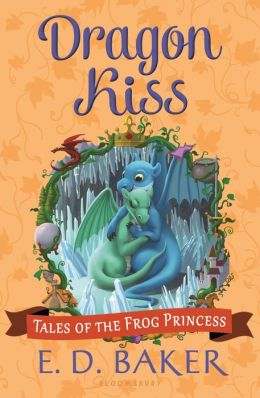 Dragon Kiss (The Tales of the Frog Princess Series #7)