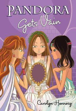 Pandora Gets Vain (Pandora Series #2)
