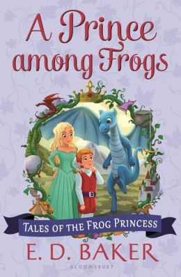 A Prince Among Frogs (The Tales of the Frog Princess Series #8)
