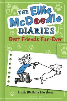 Best Friends Fur-Ever (Ellie McDoodle Diaries Series)