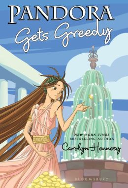Pandora Gets Greedy (Pandora Series #6)