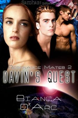 Davin's Quest (Resonance Mates #2)