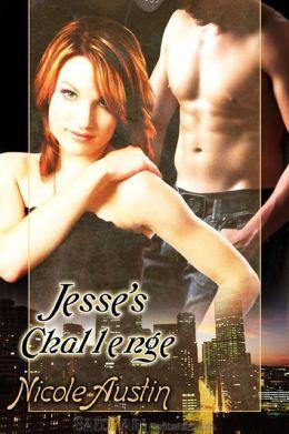 Jesse's Challenge (Corralled Series #3)