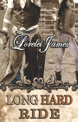 Long Hard Ride (Rough Riders Series #1)