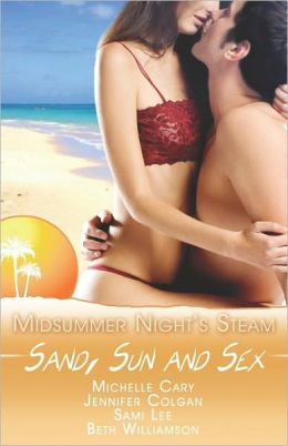 Sand, Sun and Sex: A Midsummer's Night Steam