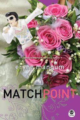 Match Point (Lauren Holbrook Series #3)