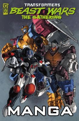 Transformers: Beast Wars: The Gathering Manga