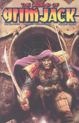 Legend of GrimJack, Volume 7
