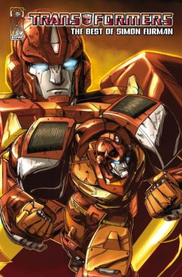 Transformers: The Best of Simon Furman