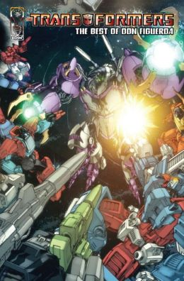 Transformers: The Best of Don Figueroa