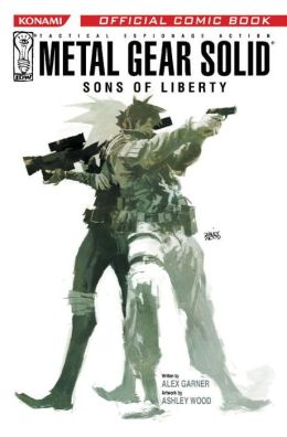 Metal Gear Solid: Sons of Liberty, Volume 2