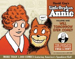 Complete Little Orphan Annie, Volume 1