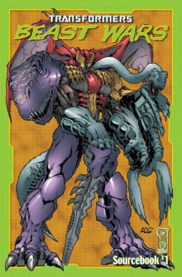 Transformers: Beast Wars Sourcebook