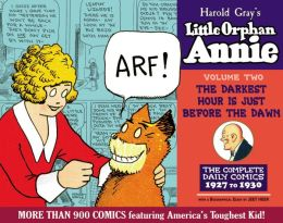 Complete Little Orphan Annie, Volume 2