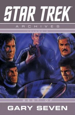 Star Trek Archives, Volume 3: The Gary Seven Collection