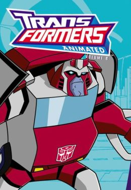 Transformers Animated, Volume 6