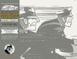 Complete Chester Gould's Dick Tracy, Volume 6