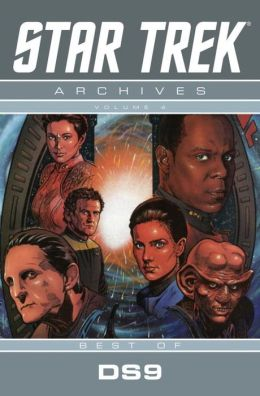 Star Trek Archives, Volume 4: Deep Space Nine